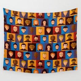 STARFLEET Wall Tapestry