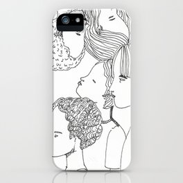 Everyone We Know iPhone Case