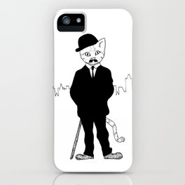 Thomson and Thompson iPhone Case