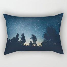 Follow the stars Rectangular Pillow