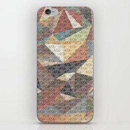 Tri-wangles  iPhone Skin