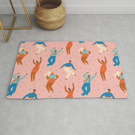 Get your party on! Rug