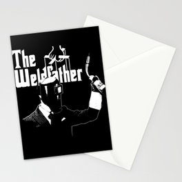 The Weldfather Stationery Cards