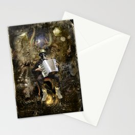 Serenade To The Universe Stationery Cards