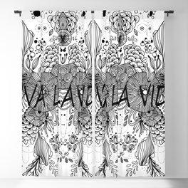 VIVA LA VIDA Blackout Curtain