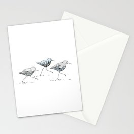 """ Shorebirds "" Stationery Cards"
