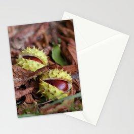 dwa kasztany Stationery Cards