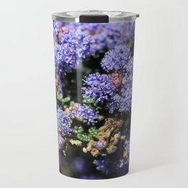 Purple Sea Travel Mug