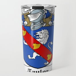 Family Crest - Taylor - Coat of Arms Travel Mug