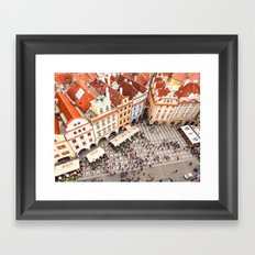 PRAGUE 1 Framed Art Print
