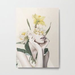 Bloom 4 Metal Print