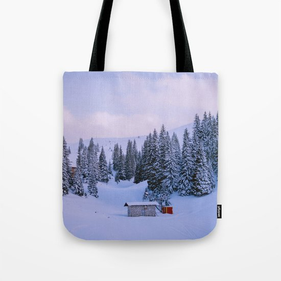 In Middle Of Everywhere Tote Bag