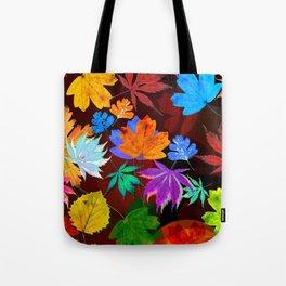Leaves-001 Tote Bag