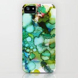 Cactus Waves iPhone Case