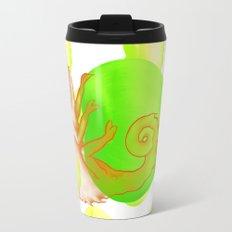 Caramel Chameleon Travel Mug