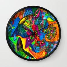 Miracleye Wall Clock