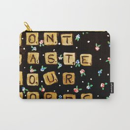 waste Carry-All Pouch