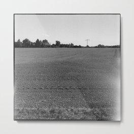 analog landscape Metal Print