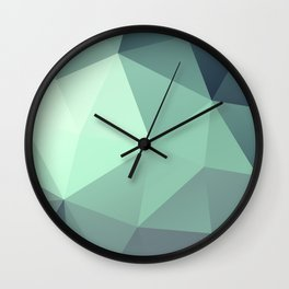 geometric VI Wall Clock