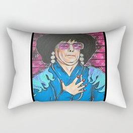SNL Mike Meyers as Linda Richman Rectangular Pillow