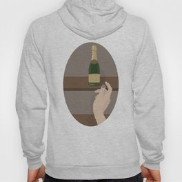 Champagne Mommy Hoody