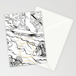 Bid Me Come Unto Thee Stationery Cards
