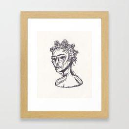 GLOSSY Framed Art Print
