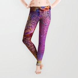 Textural Vibrance Leggings