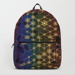 Prismatic Luciferin Backpack