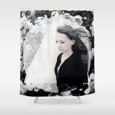 Dreamy Girl Shower Curtain