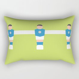 #79 Foosball Rectangular Pillow