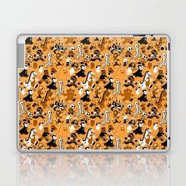Monster March (Orange) Laptop & iPad Skin