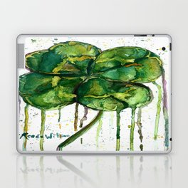 Run O' Luck Laptop & iPad Skin