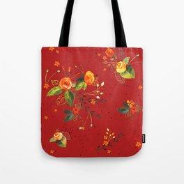 Pattern Oralea Tote Bag