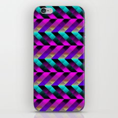 Dark Purple iPhone & iPod Skin