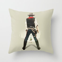 Long, long time ago… Throw Pillow