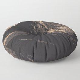 Auyuittuq National Park Floor Pillow
