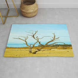 Solitary Tree Rug