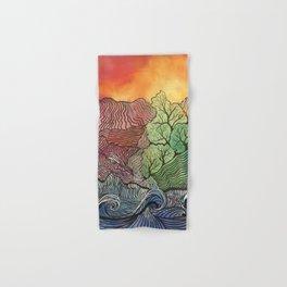 Fantasy Landscape Hand & Bath Towel