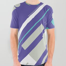 NS 229 All Over Graphic Tee