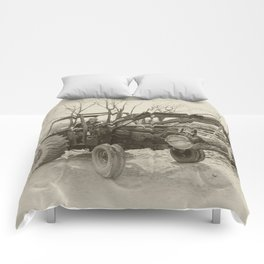 Old Massey 185  Comforters