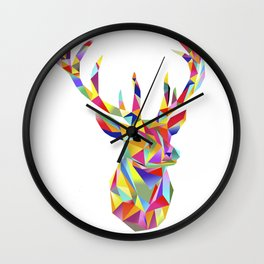 "Deer ""Harry"" Wall Clock"