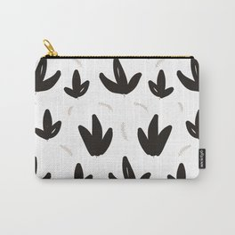 Black & White Nature Carry-All Pouch