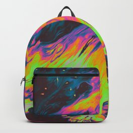TWO WAY MIRROR ONE WAY STREET Backpack