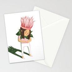 Cyclamen Stationery Cards