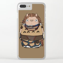 Toto Aloy Clear iPhone Case