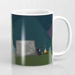 Camping Feelings Coffee Mug