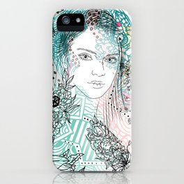 The Flying One iPhone Case