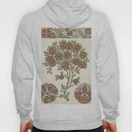 Ornate tree pattern Hoody