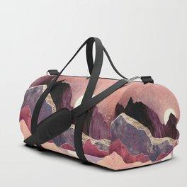 Blush Vista Duffle Bag